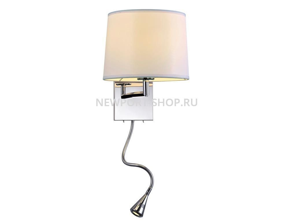Бра Newport 14102/A LED white
